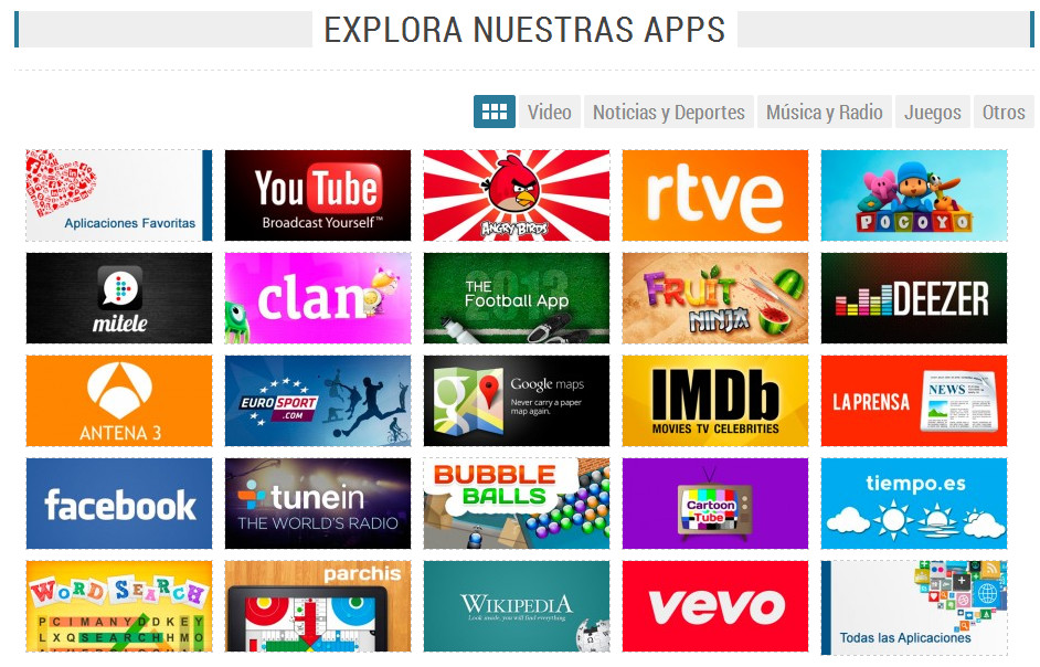 NPG SMART TV 2214APPS