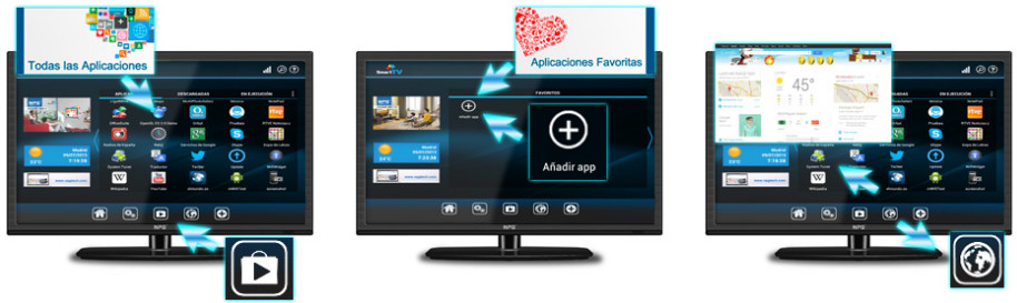NPG SMART TV INSTALAR APPS