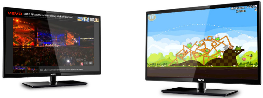 NPG SMART TV JUEGOS
