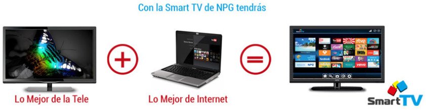 NPG SMART TV TENDRAS