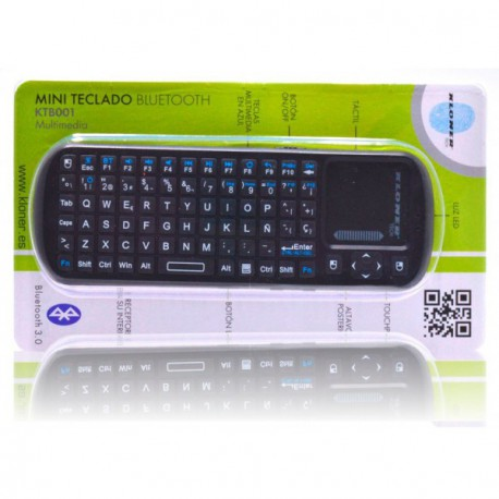 mini teclado bluetooth