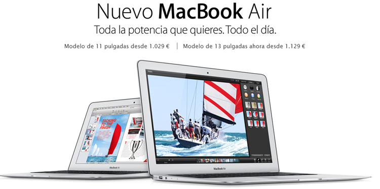 macbook-air nuevo