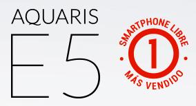 Ofertas en Móviles bq Aquaris E5, más vendidos.