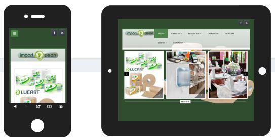 Nou Disseny Web. Import Clean. Productes Neteja Professional