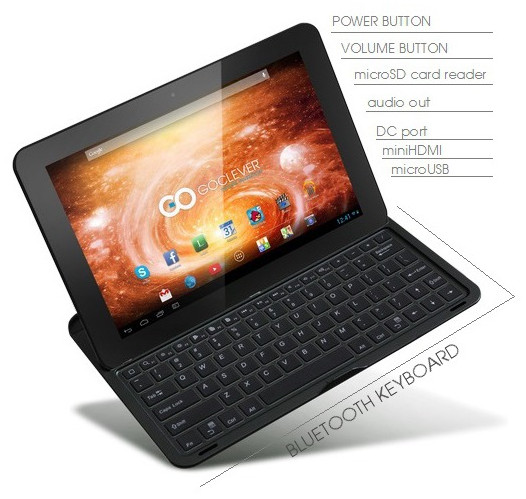 tablet goclever-orion-102 1