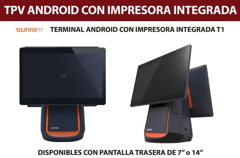Nous TPV Android. Punt de venda. Programa Siodroid
