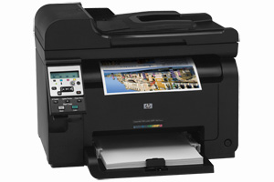 impressora hp laser multifuncio color