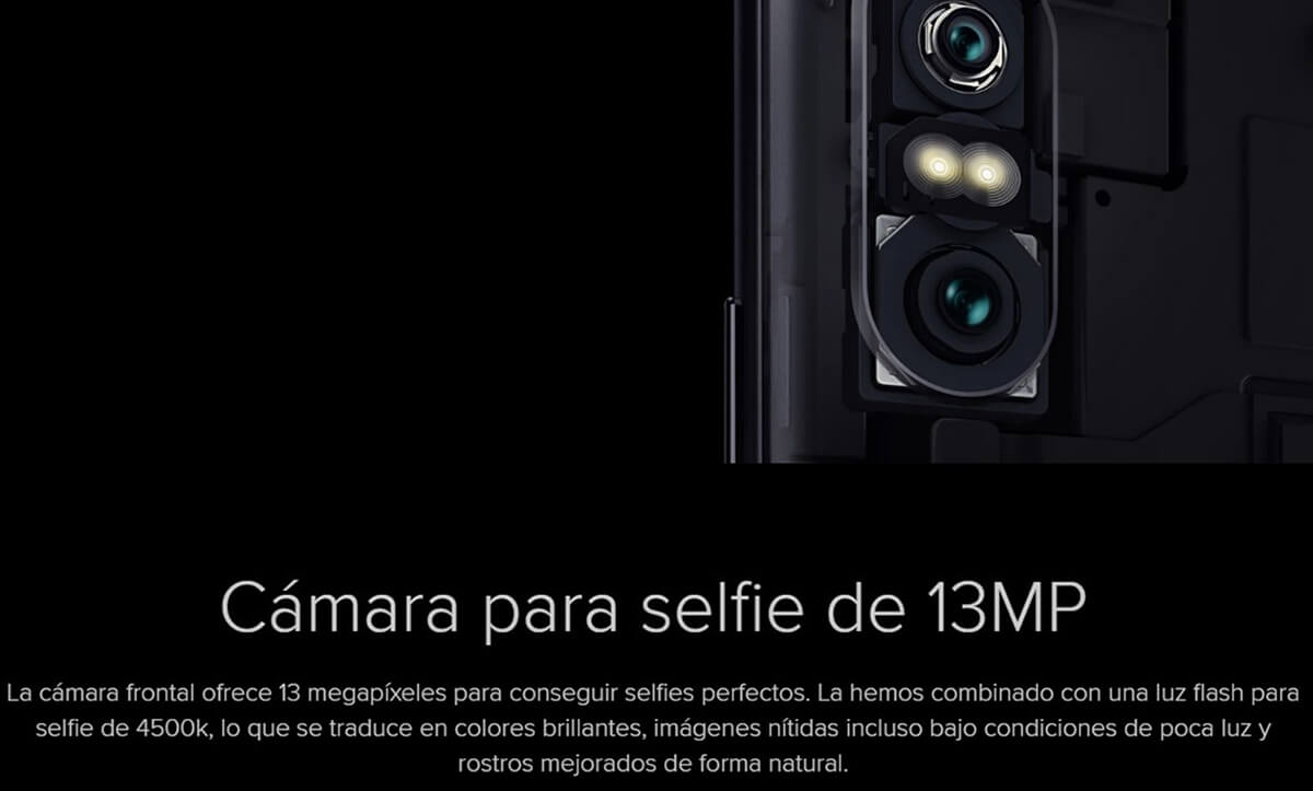 movil xiaomi redmi note 5 camara selfie stp
