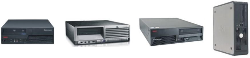 Ordenadores y Portátiles de Segunda Mano, 1 año garantía y Windows 7