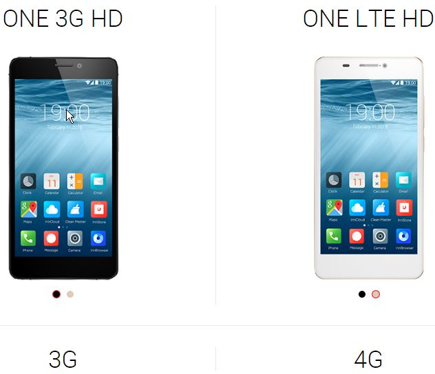 one innjoo smartphone 3g 4g stp cat