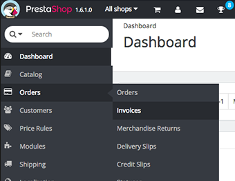store builder intuitive interface prestashop