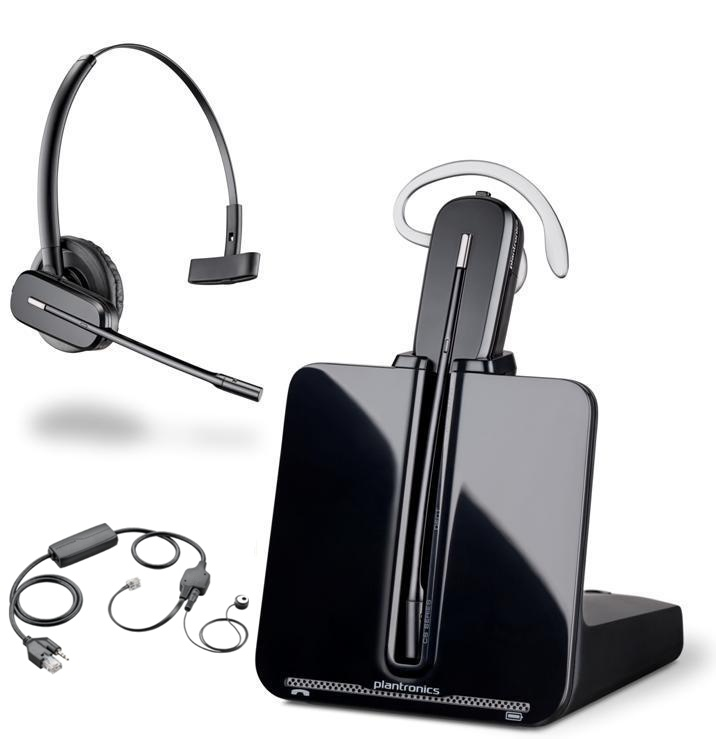plantronics cs540 convertible wireless